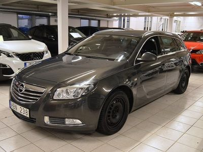 begagnad Opel Insignia 2.0 CDTi Sports Tourer Edition S 2013, Personbil 107 500 kr