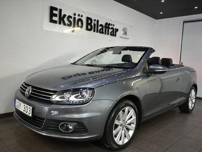 gebraucht VW Eos 1.4 TSI 160hk Plåtcab Premium Sport