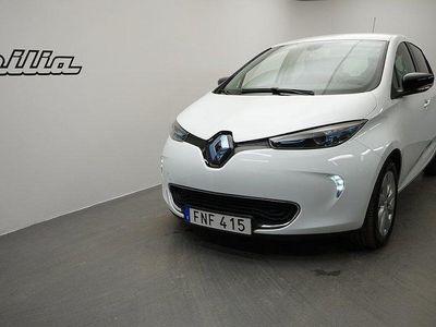 begagnad Renault Zoe R240 88 hk Intens A, Navigation