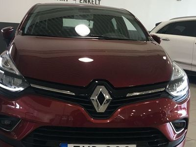 used Renault Clio 0.9 tce 90hk intense