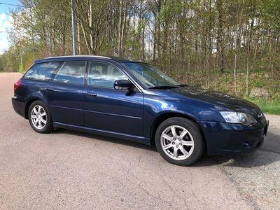 begagnad Subaru Legacy 2.5i AWD
