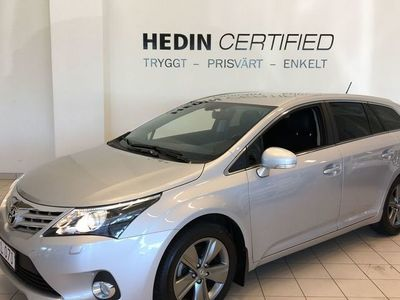 brugt Toyota Avensis 1.8 (147Hk) Edition Feel