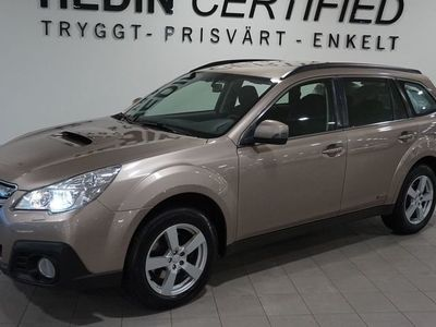 gebraucht Subaru Outback OUTBACK 2.0D CVT STW S/R PA