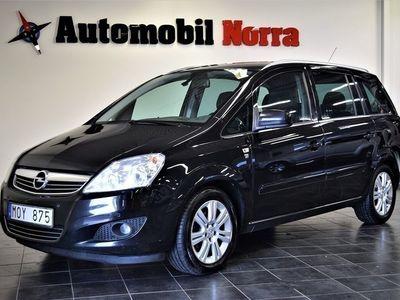 begagnad Opel Zafira 1.8 (140hk) 7-sits Ny-Kamrem Drag