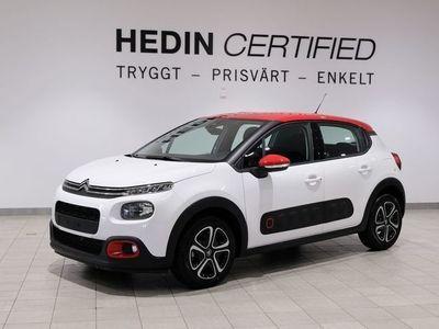 begagnad Citroën C3 FEEL /AUTOMAT