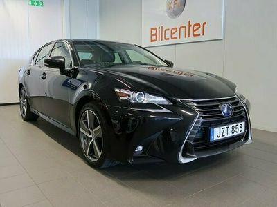 begagnad Lexus GS300h 2.5 CVT Aut-Drag-Navi-Webasto-Helskinn 2016, Sedan Pris 289 900 kr