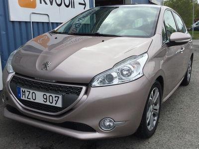 brugt Peugeot 208 1.6 e-HDi 5dr (92hk)
