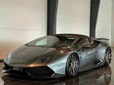 begagnad Lamborghini Huracán HuracánSpyder | 1016 Carbon | Brutal