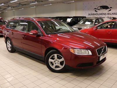 begagnad Volvo V70 2.5T KOMBi AUTO LÅGMiL 200HK NYKAMREM