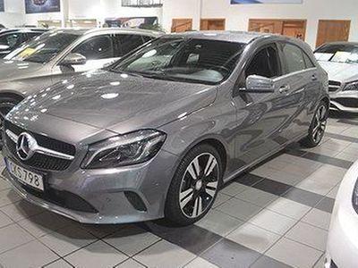 gebraucht Mercedes A200 d 4MATIC // Automat // 136hk