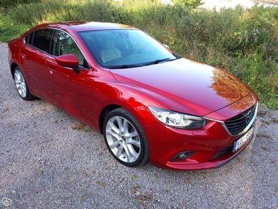 begagnad Mazda 6 Optimum 2,2d (175 hk) -14