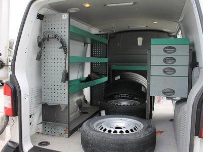 begagnad VW Transporter 2.0TDI 4X4 Verks.Inred
