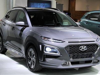 begagnad Hyundai Kona 1.6 Hybrid Premium DEMOKAMPANJ