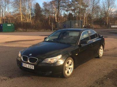 begagnad BMW 525 d lci