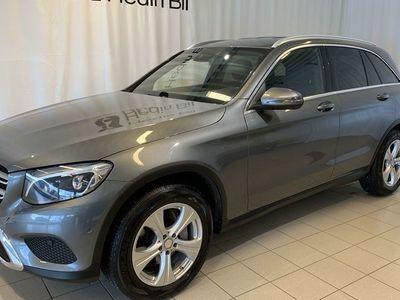 begagnad Mercedes GLC250 GLC 250 D 4MATIC 204hk *Drag,V-hjul*