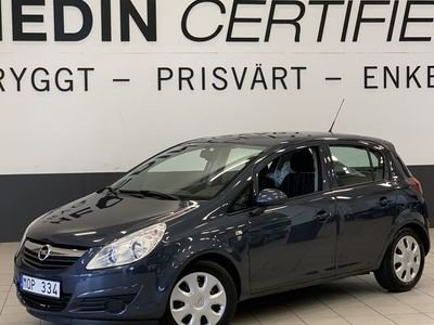 begagnad Opel Corsa 1,3 CDTI EcoFlex 75Hk Vinterhjul
