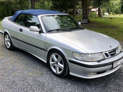begagnad Saab 9-3 Cabriolet 2,0 Turbo, 205 hk
