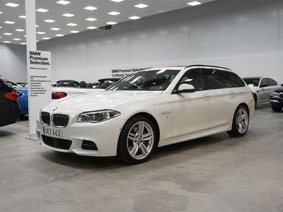 begagnad BMW 530 d xDrive Touring Innovation Nav HK DA+