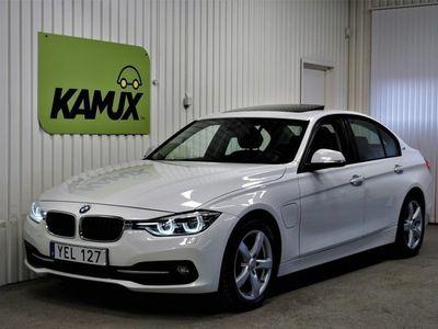 begagnad BMW 330e Sedan, Hybrid F30 (252hk)
