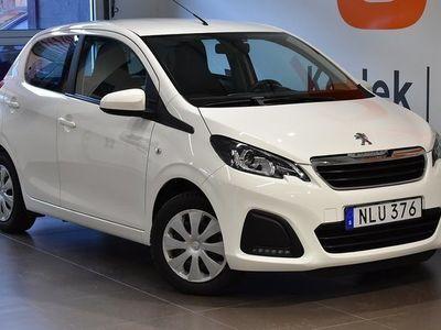 begagnad Peugeot 108 Active 1,0 PureTech 5D 2018, Halvkombi 88 800 kr