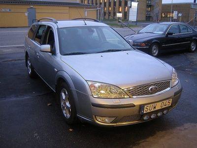 begagnad Ford Mondeo 2,2 TDCi Kombi