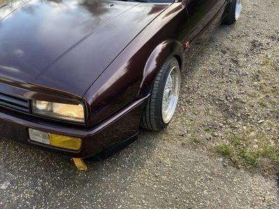 begagnad VW Corrado VR6 2.9L