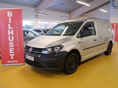 gebraucht VW Caddy TDI 150 EU6 DSG Drag Värmare