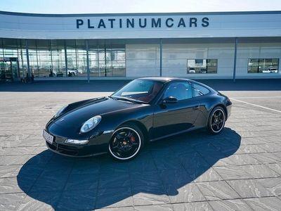gebraucht Porsche 911 Carrera S 997 3.8 355 Sport Chrono Sv.Såld