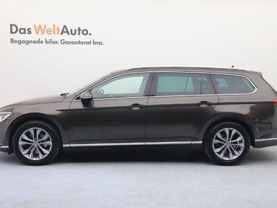 begagnad VW Passat SC TDI 190 MAN/Executive
