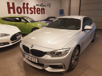 begagnad BMW 435 XDrive Coupe M Sport Nav -14