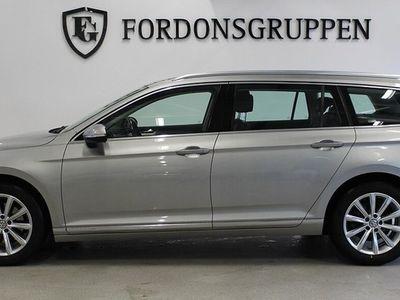 begagnad VW Passat Variant 2.0 TDI BlueM Sport Euro 6 190HK