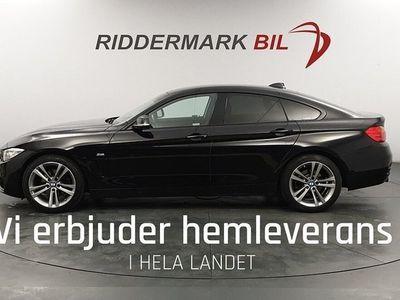 begagnad BMW 420 Gran Coupé d Sport Line Euro 6 190hk