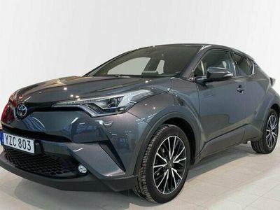 begagnad Toyota C-HR 1,2T M/D S AWD EXECUTIVE JBL TEKNIKPAKET