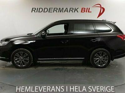 begagnad Mitsubishi Outlander P-HEV Hybrid 4WD 360°Kamera Edition 100 2017, SUV Pris 249 800 kr