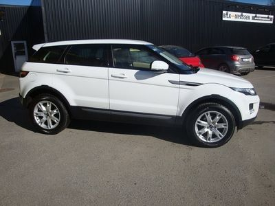 begagnad Land Rover Range Rover evoque 5-dörrar 2.2 TD4 4WD Pure 150hk