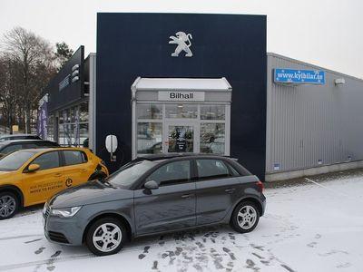begagnad Audi A1 1.2 TFSI Sport 2014, Halvkombi Pris 129 000 kr