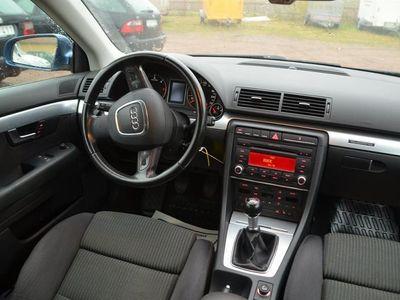 begagnad Audi A4 AVANT 2.0 TDI QUattro