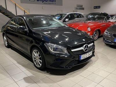 begagnad Mercedes 219 220 Benz CLA CDI 7G-DCT Euro 6 2015, Sedan900 kr