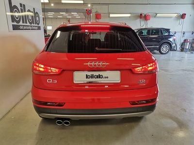 used Audi Q3 2.0 TDI QUATTRO 150 HK S TRONIC -16