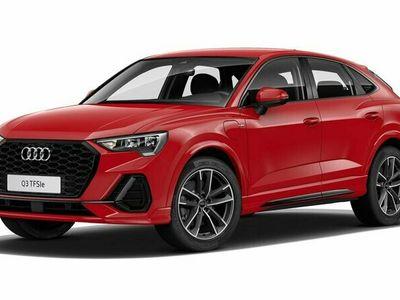 begagnad Audi Q3 SB 245hk S-line Laddhybrid Business Lease 5350kr/må