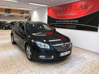 begagnad Opel Insignia Sports Tourer 2.0 CDTI ecoFLEX