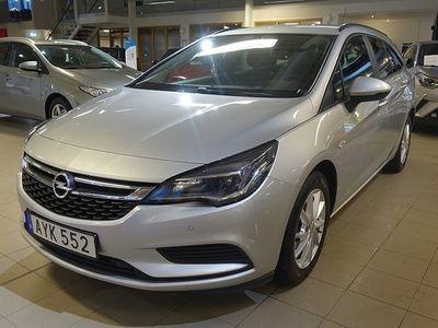 begagnad Opel Astra 1.6 CDTI AUT SPORTS TOURER DYNAMIC V-HJUL