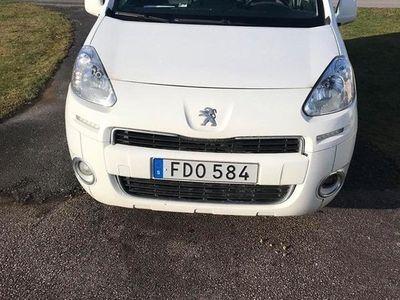 begagnad Peugeot Partner Skåpbil 1.6 HDi