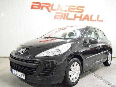begagnad Peugeot 207 5-dörrar 1.4 73hk, Låg mil (6800), ..MM