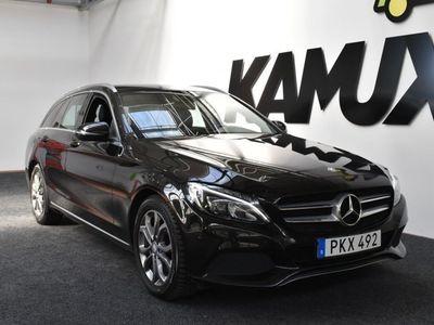 begagnad Mercedes C200 d | Auto | 136hk