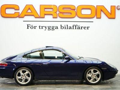 begagnad Porsche 996 C4 300HK Aut Motorbytt!