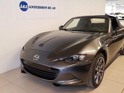 begagnad Mazda MX5 RF M6 2.0 184 hk