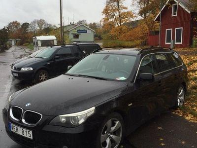 begagnad BMW 525 Kombi E61 GDS