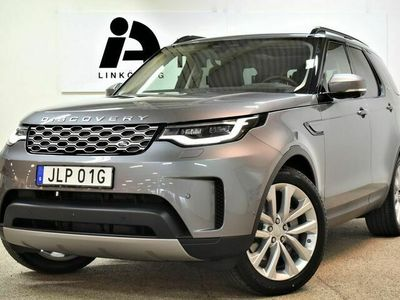 begagnad Land Rover Discovery SE 250hk 7 - Sits Drag