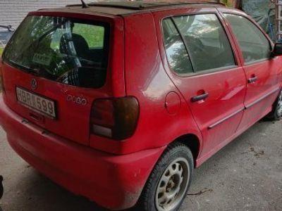 begagnad VW Polo 1.6L Open Air -99